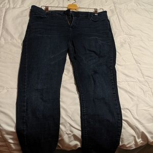 Old Navy Rockstar HighRise Super Skinny Jeans